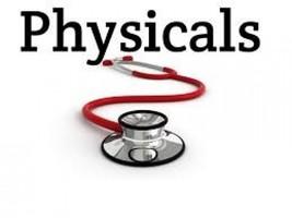 Sports Physical Roundup May 19, 3-7pm