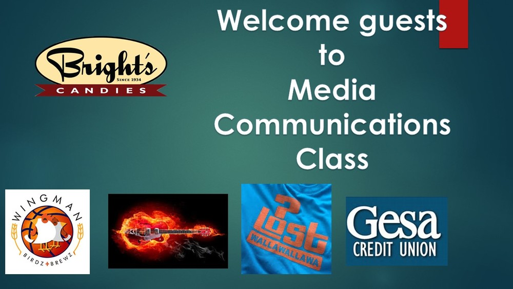 Media Communications 1 Commercial Concepts