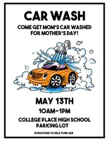 Car Wash @ CPHS this Saturday