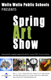 WWSD Spring Art Show this weekend