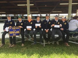 CPHS Students Compete in M-F Junior Livestock Show