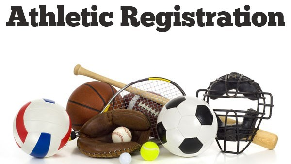 Summer Athletic Registration is OPEN