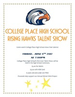 Rising Hawk's Talent Show this Friday