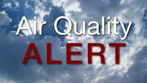 Sept. 8 Poor Air Quality Practice Schedule
