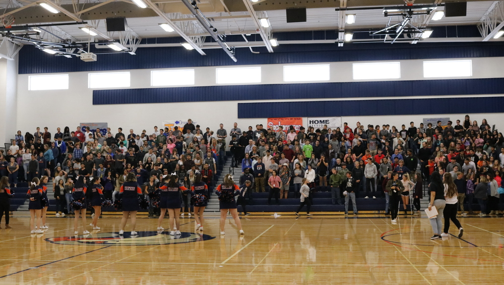 1st HOCO Assembly 2017