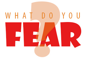 Yearbook wants to know...What do you fear?