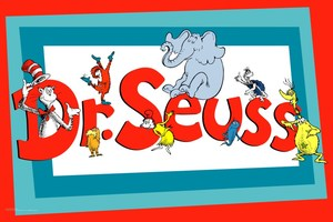 Dr. Seuss Week @ Davis!