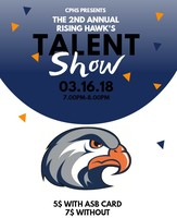 Rising Hawk's Talent Show