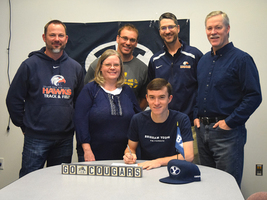 Rooks Signs With BYU!
