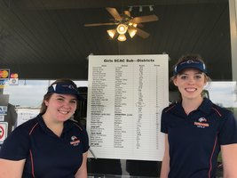 Hawks Girls Golfers Shine at Sub-Districts