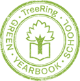 Sager Named TreeRing Green Yearbook School!