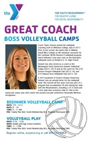 Volleyball Camp Opportunity