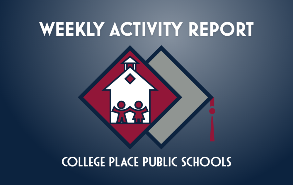 Two Week Activity Report CPPS