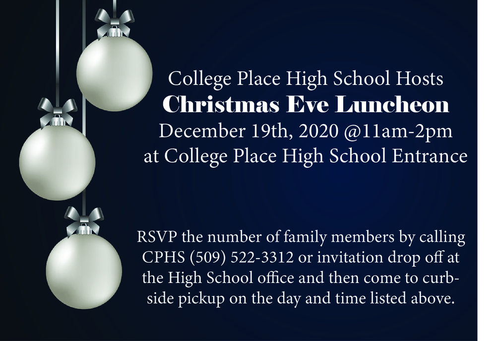 Christmas Eve Luncheon- Video!