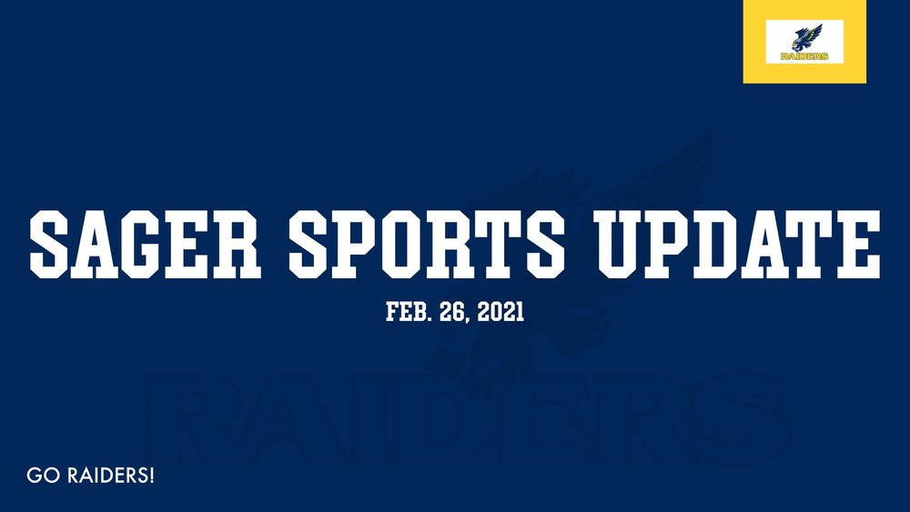 Sager Sports Update