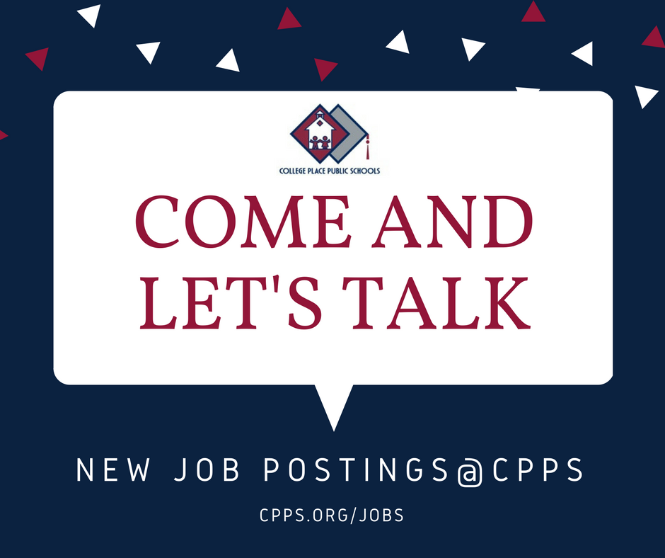 CPPS is Hiring!