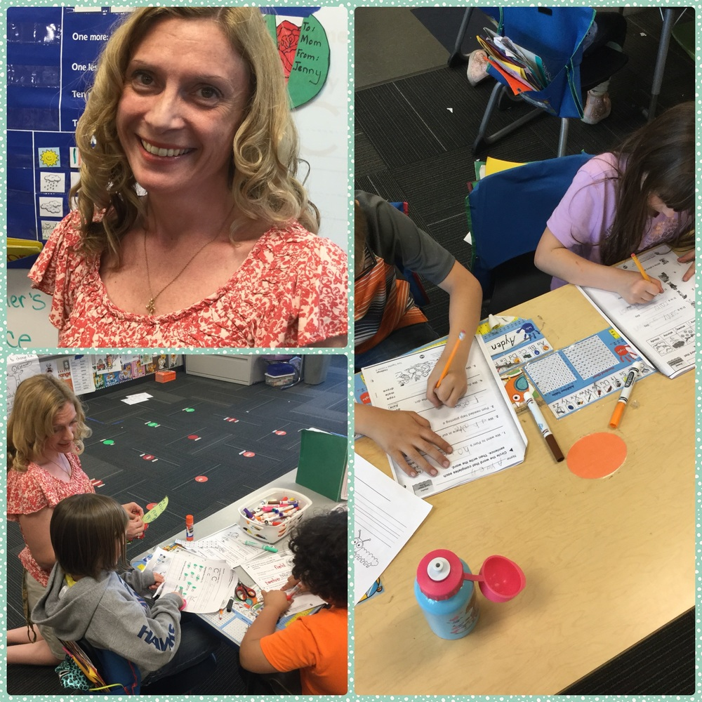 Kinder Profiles: Mrs. Morasch