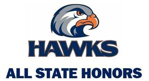 Hawks Earn All-State Softball Awards!