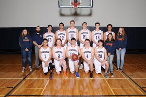 Hawks Boys BB Team Earns District Playoff Spot!