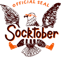 Socks + October = Socktober