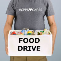 #CPPS♥CARES Food Drive