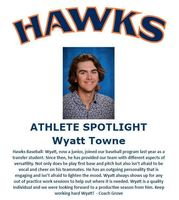 Hawks Athlete Spotlight- Baseball