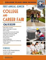1st Annual Junior College and Career Fair