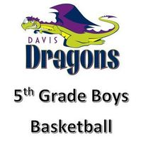 Davis 5th Grade Boys Basketball Information