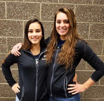 ALL STATE! Hawks Volleyball Players Earn Honors!