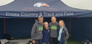Hawks XC Earn All-League Honors