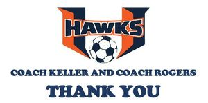 THANK YOU! Hawks Soccer Coaches Say Goodbye