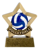 Hawks Volleyball Players Earn All-League Awards