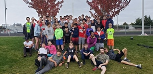 6th Grade XC Camp with the Hawks and Raiders!