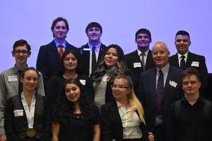 FBLA competes in Regional Competition