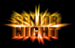 Senior Night! Girls BB, Boys BB, and Cheer!