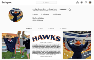 Hawks Athletics on Instagram!