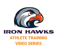 New! Episode #4 of Iron Hawks at Home Training Series!