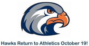 CPHS ATHLETICS ARE COMING BACK! Athletic Opportunities starting Oct. 19!