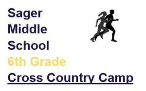 6th Grade Cross Country Camp Opportunity
