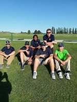 Hawks Send 3 Boys on to District Golf