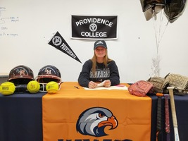 Natalie Orchard Signs Softball NLI with Providence College