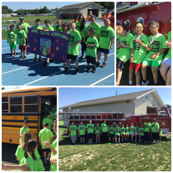 1st Annual Day of Champions - Davis Elementary