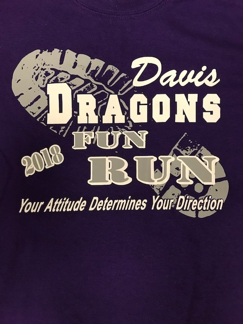 Davis 2018 Fun Run Shirt