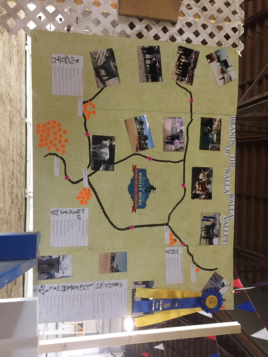 CPHS FFA Beef Education Display
