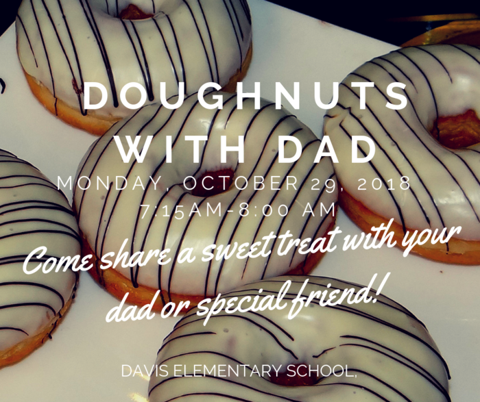 Doughnuts with Dad