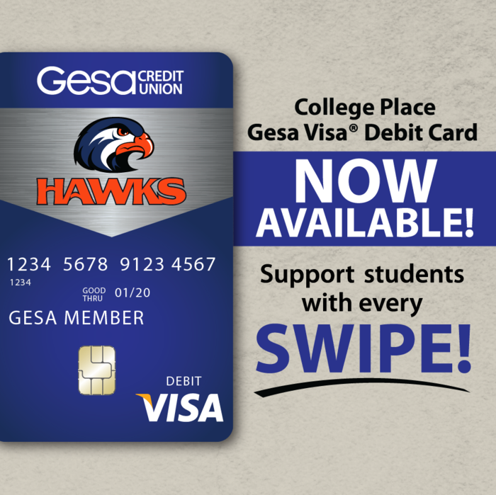 gesa debit card promo