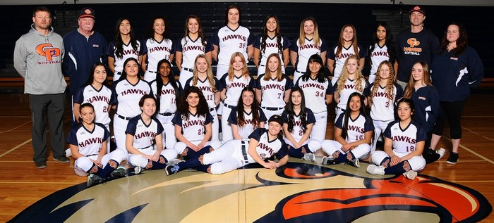 Hawks Softball