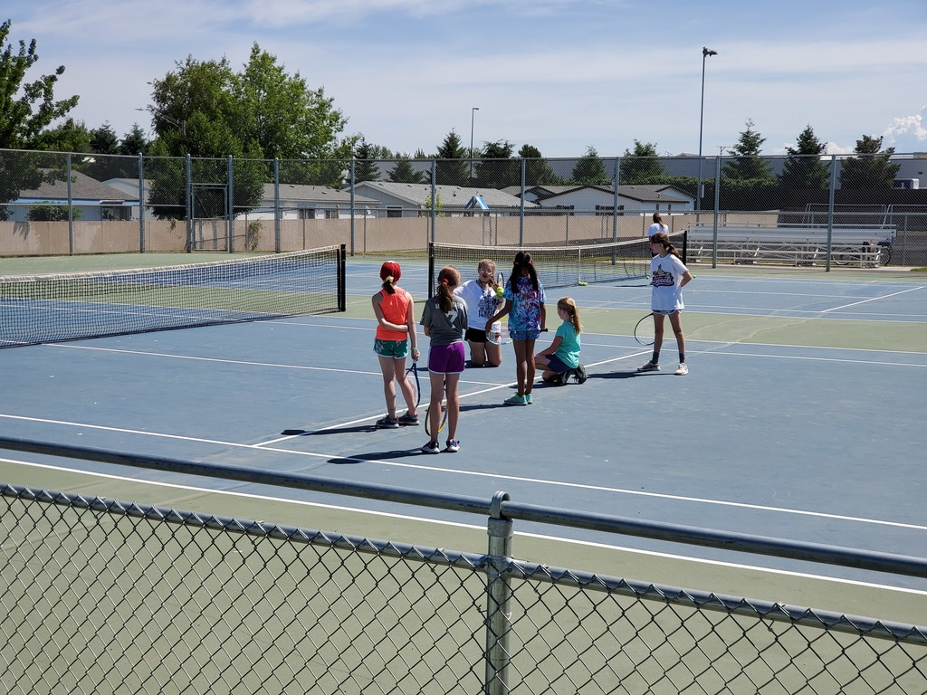 Hawks Tennis Camp