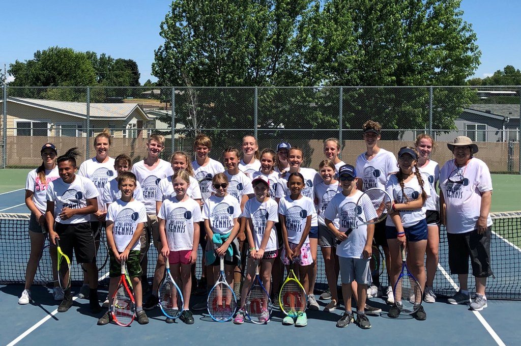 Hawks Tennis Camp 2019