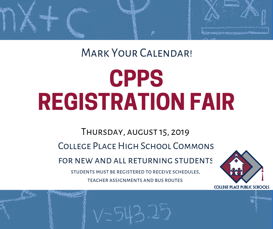 CPPS Registration Fair image